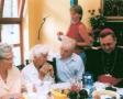 Dębki - w czasie pobytu ks. abp. Stanisława Gądeckiego