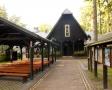 Kościół drewniany w Dębkach