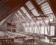 Budynek - restauracja zbudowany przez Niemców