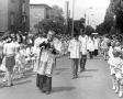 Podczas procesji Bożego Ciała - 1975