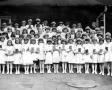 Pierwsza Komunia św. - 1979, dziewczynki