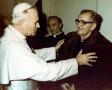 Ks. A. Woźny przyjęty przez Jana Pawła II - 1983