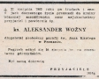 Nekrolog 1.09.1983 - Głos Wlkp - str.5